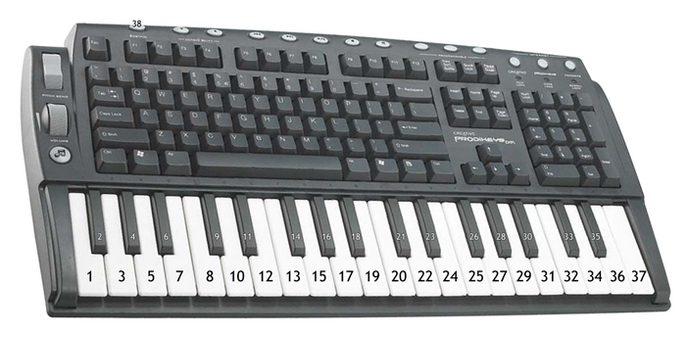 CREATIVE PRODIKEYS PC-MIDI DRIVERS FOR WINDOWS VISTA